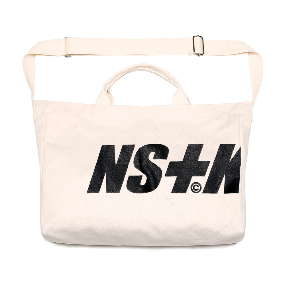 [2018 SUMMER SALE][NSTK] NSTK 2WAY BAG (IVORY)