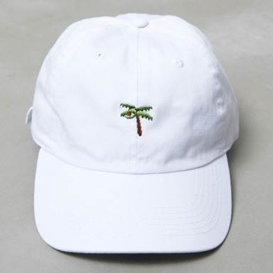 [$ SHOP SALE] [KANEZ] HORUS PARM POLO CAP WHITE
