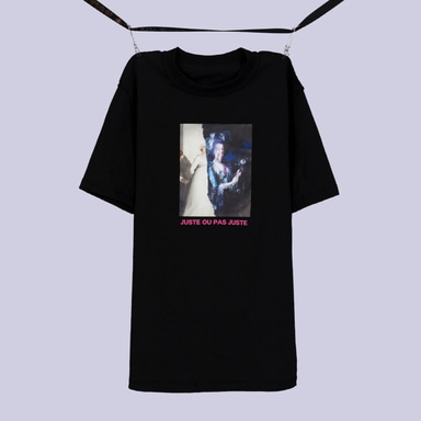 [BLACK BLOND] BBD IMPEACHMENT TEE (BLACK)