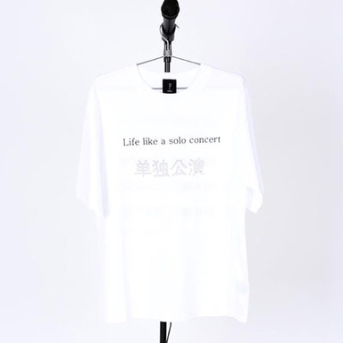 [RADIOS] SOUND CHECK T-SHIRT TRACK.6 (WT)