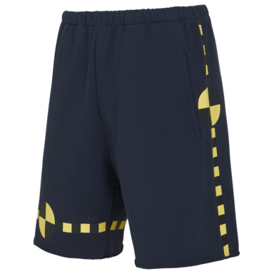 [ACME DE LAVIE] ADLV CRASH TESTING SHORT PANTS NAVY 크래쉬 반바지 네이비