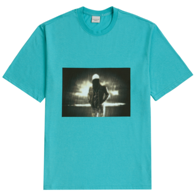 [ACME DE LAVIE] ADLV SHORT SLEEVE T-SHIRT DARK RAIN MINT