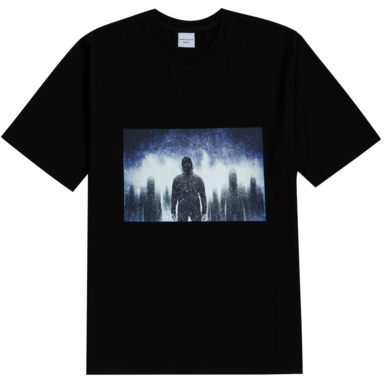 [ACME DE LA VIE] ADLV DARKNESS T-SHIRT (BLACK)
