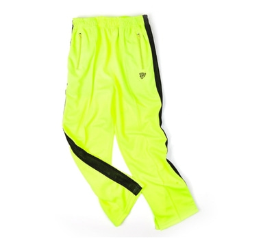 [18 HOUR] 47#LOGO TRACK PANTS (NEON)