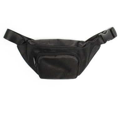 [EPTM] POLY CROSS BAG (BLACK)