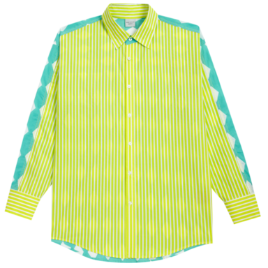 [ACME DE LA VIE] ADLV HALF SHIRT YELLOW