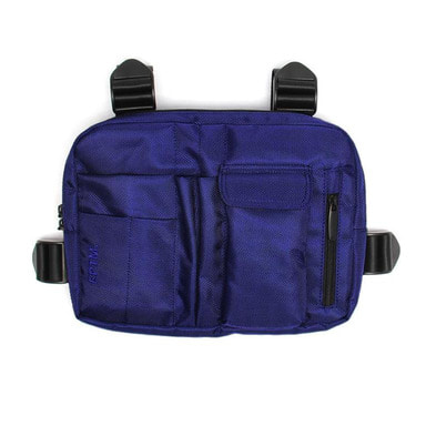 [2018/8/27 ~ 2018/9/20 PRE ORDER 30% SALE] [EPTM] CHEST RIG BAG (BLUE)
