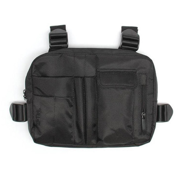 [EPTM] CHEST RIG BAG (BLACK)