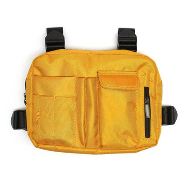 [2018/8/27 ~ 2018/9/20 PRE ORDER 30% SALE] [EPTM] CHEST RIG BAG (MUSTARD)