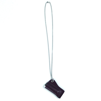 [RADIOS] LIGHTER NECKLACE TRACK.4(PURPLE)