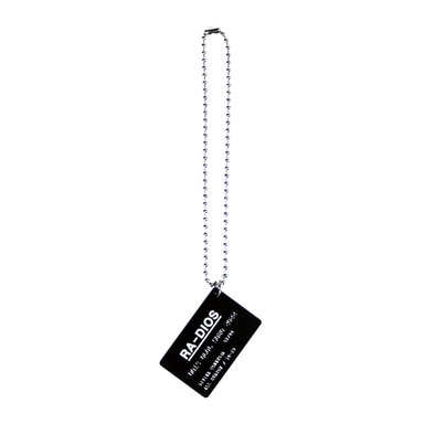 [RADIOS] CARD NECKLACE TRACK.1
