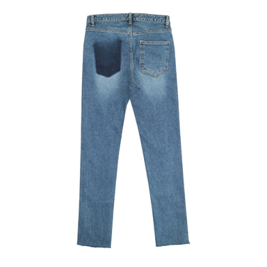 [DEADEND] DISPATCH CROPPED JEANS