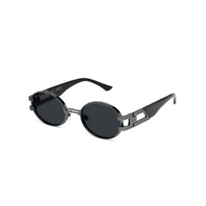 ST. JAMES GUN METAL SUNGLASSES