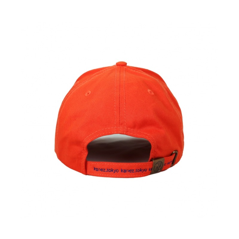 ZOID WICK CAP ORANGE