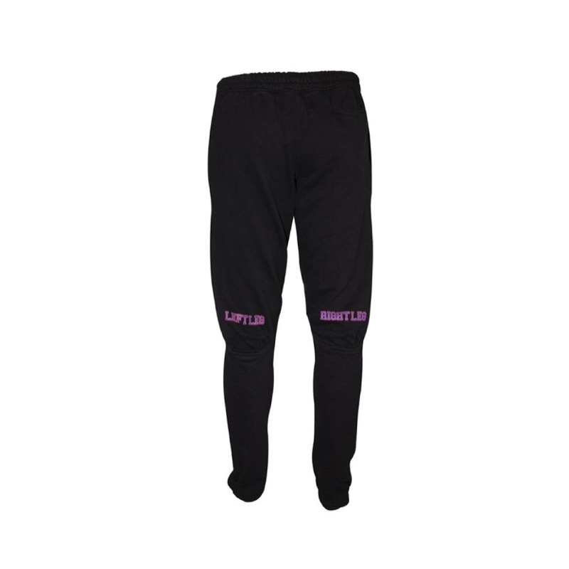2020 VARSITY SWEATS BLACK