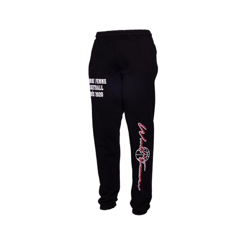 BASKETBALL SWEATS BLACK