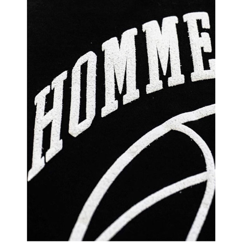 BASKETBALL TEE BLACK