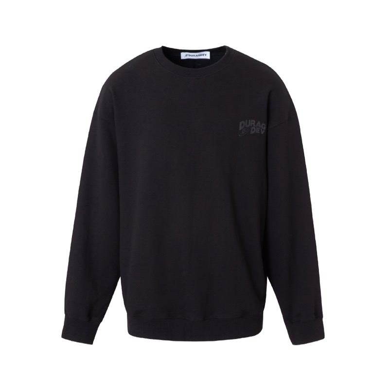 REDDY CREW NECK BLACK