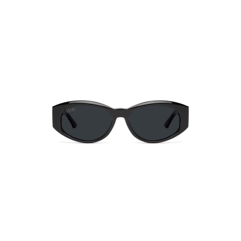 CAPITAL BLACK/GOLD SUNGLASSES