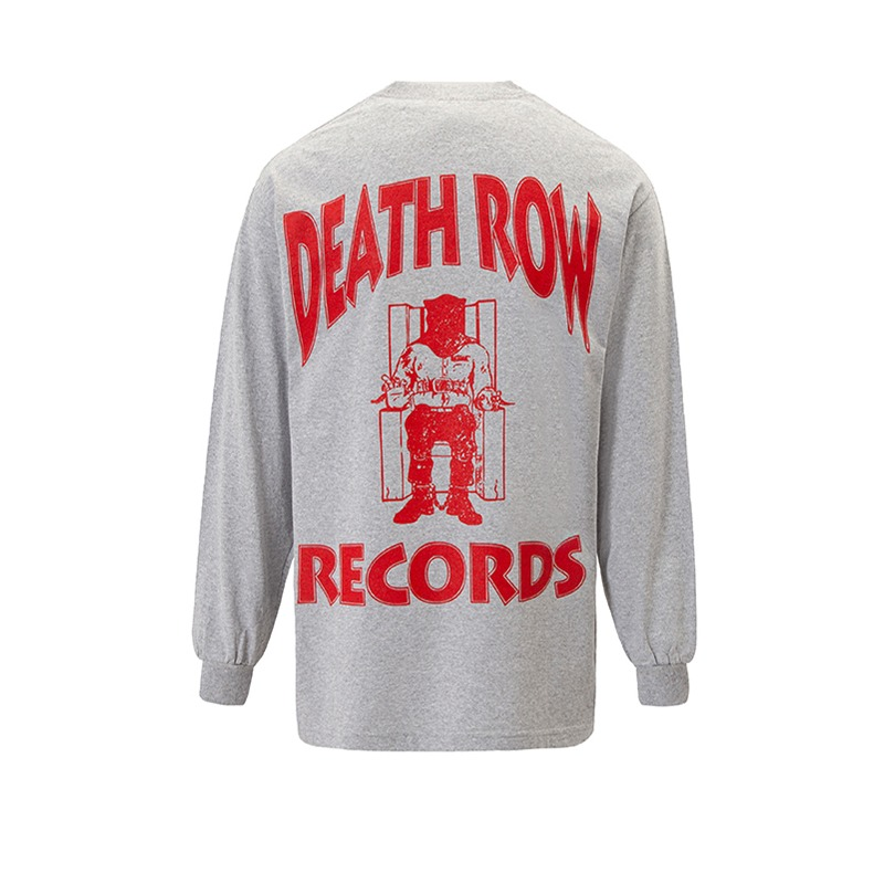 DEATHROW LONG SLEEVE T-SHIRT