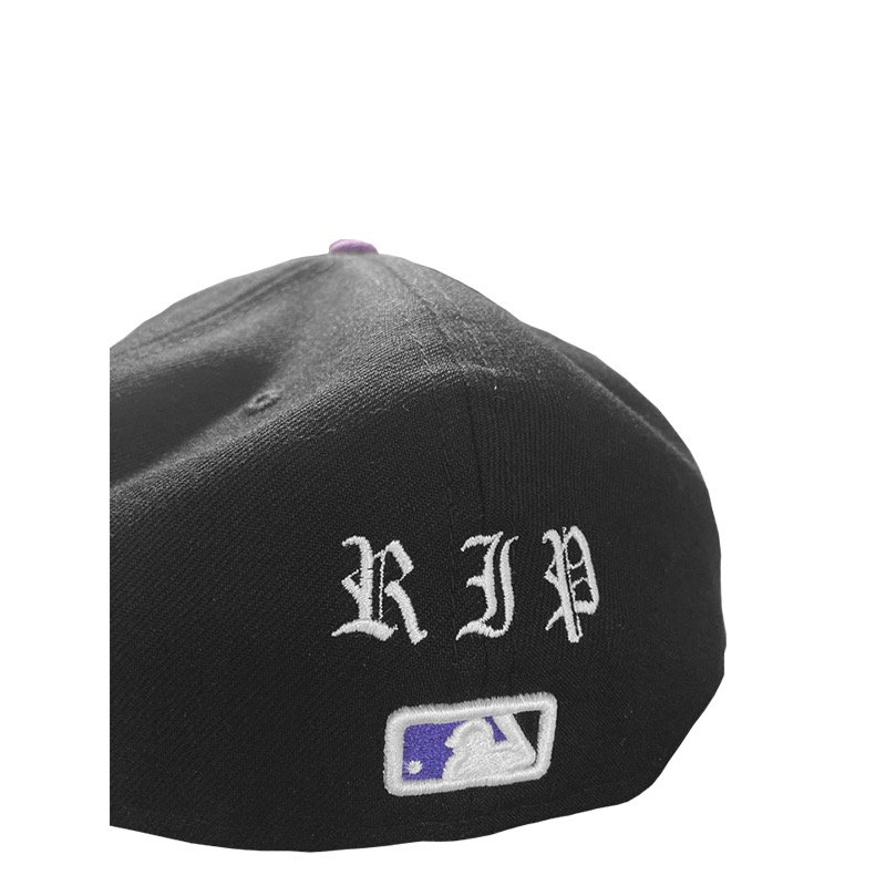 DJ SCREW FITTED NEW ERA CAP